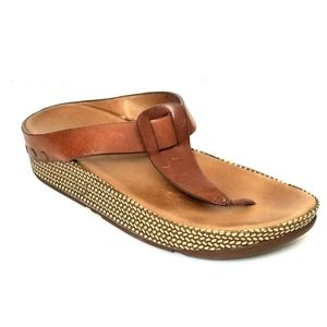 Fitflop Tan Studded Sandals